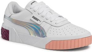 Buty sportowe Puma cali z płaską podeszwą