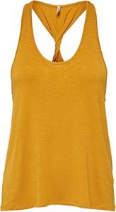 Żółty top Only