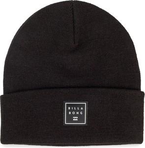 Czarna czapka Billabong