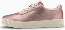 Buty sportowe Puma z płaską podeszwą ze skóry