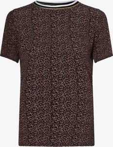 Bluzka Aygill`s w stylu casual z krótkim rękawem