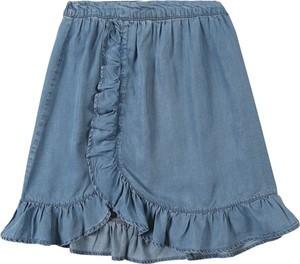 Niebieska spódniczka dziewczęca Kids Only