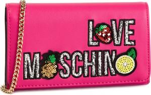 Torebka Love Moschino na ramię mała