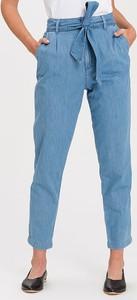 Niebieskie spodnie Cross Jeans