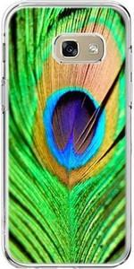 Etuistudio Etui na telefon Galaxy A5 2017 - pawie oko