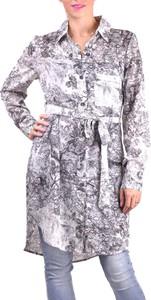 Sukienka Anany w stylu casual z kołnierzykiem