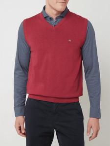 Sweter Christian Berg Men w stylu casual z bawełny