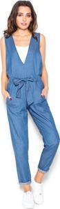 Niebieskie spodnie Katrus