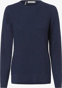 Sweter März z dzianiny w stylu casual