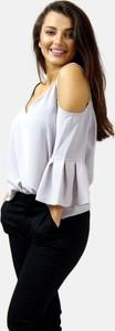 Bluzka Regina Fashion z długim rękawem
