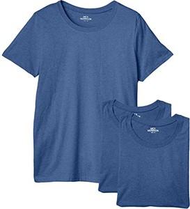 Niebieski t-shirt mick morrison
