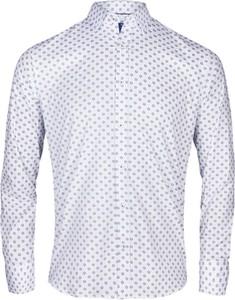 Koszula WARESHOP z długim rękawem z klasycznym kołnierzykiem