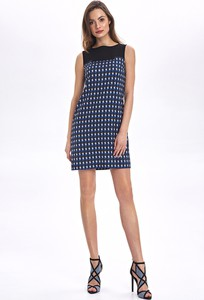Sukienka Colett bez rękawów mini
