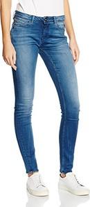 Niebieskie jeansy Garcia z jeansu