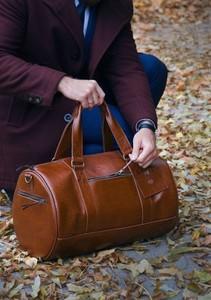 69e808ad6e0be torba męska weekendowa - stylowo i modnie z Allani