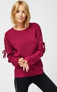 Różowy sweter moodo.pl