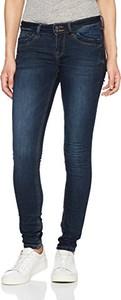 Granatowe jeansy tom tailor denim