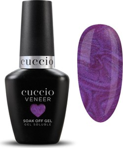 Cuccio 6161 Żel kolorowy Veneer 13 ml Grape to see you
