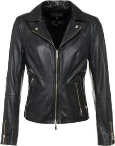 Czarny płaszcz Arma