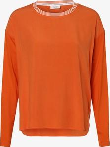 Pomarańczowa bluzka Marc O'Polo DENIM
