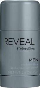 Calvin Klein, Reveal Men, dezodorant w sztyfcie, 75g