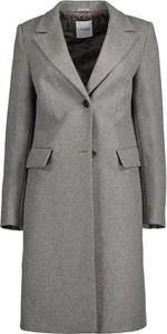 Płaszcz Lavard z tkaniny taliowana w stylu casual
