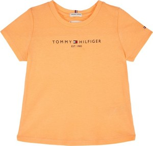 Koszulka dziecięca Tommy Hilfiger z krótkim rękawem