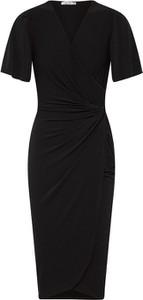 Sukienka WAL G. midi z krótkim rękawem