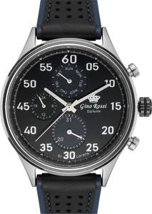 Zegarek Gino Rossi Exlusive LACETTI E11647A-1A1