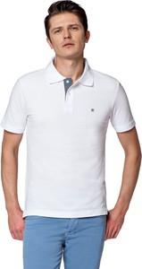 Koszulka polo LANCERTO z krótkim rękawem z bawełny