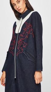 Niebieska kurtka Levi's Made & Crafted w stylu casual