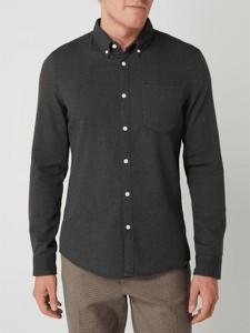 Koszula Review z bawełny z długim rękawem