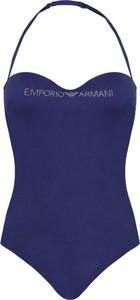 Strój kąpielowy Emporio Armani w sportowym stylu
