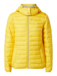 Żółta kurtka Esprit w stylu casual