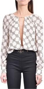 Bluzka Elisabetta Franchi z długim rękawem