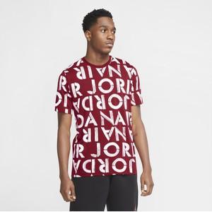 T-shirt Nike w młodzieżowym stylu z krótkim rękawem