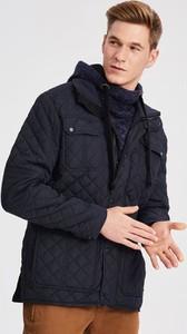 Czarna kurtka Diverse w stylu casual