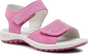 Buty dziecięce letnie Twisty na rzepy