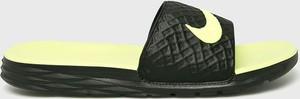 Czarne buty letnie męskie Nike Sportswear