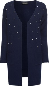 00a1f1b3b5bda5 Niebieski sweter bonprix BODYFLIRT w stylu casual