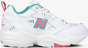 Sneakersy New Balance sznurowane