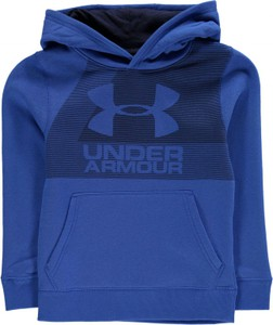 Niebieska bluza dziecięca Under Armour