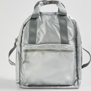 Srebrny plecak Sinsay