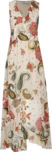 Sukienka Liu-Jo w stylu casual z dekoltem w kształcie litery v
