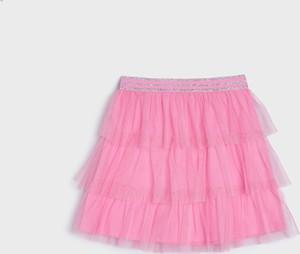 Różowa spódniczka dziewczęca Sinsay z tiulu