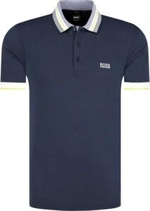Koszulka polo Boss Athleisure z krótkim rękawem
