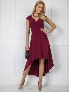 Sukienka Sheandher.pl z krótkim rękawem midi