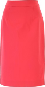 Różowa spódnica Emporio Armani