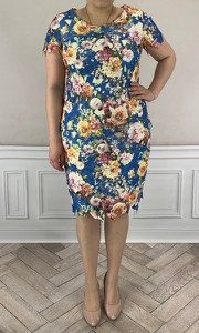 a14128facd747 sukienki letnie dla puszystych pań - stylowo i modnie z Allani