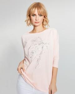 Bluzka FEMESTAGE Eva Minge z bawełny